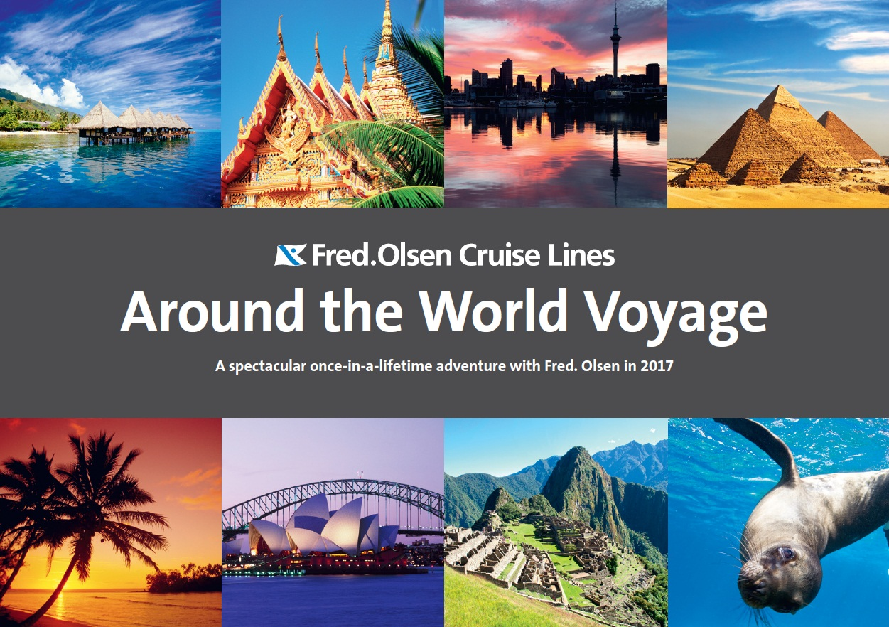 Fred. Olsen's 'Around the World' Voyage 2017