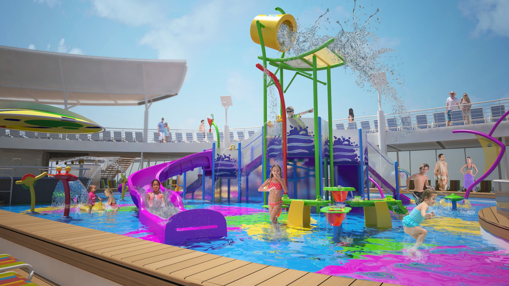 Harmony of the Seas Splashaway Bay 1
