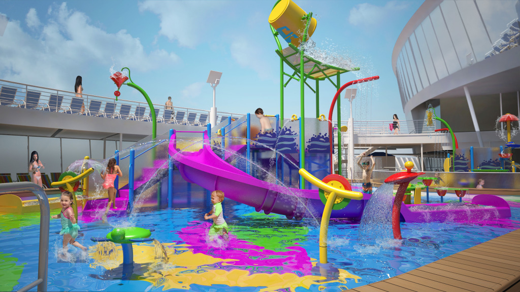 Harmony of the Seas Splashaway Bay 2