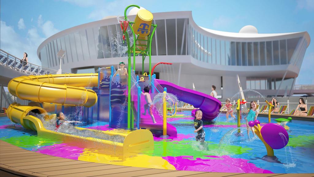 Quantum Of The Seas Pools Royal Caribbean...