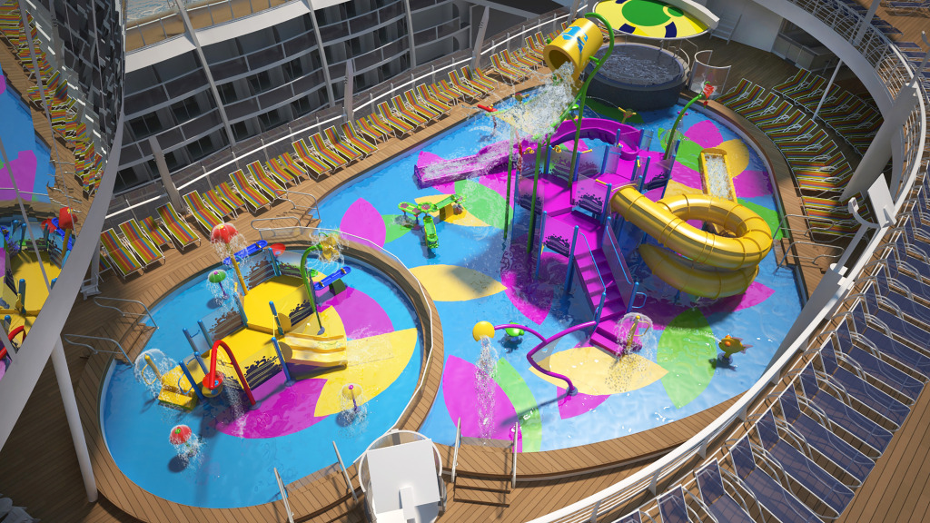 Harmony of the Seas Splashaway Bay 5