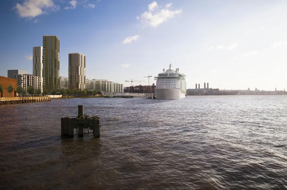 Greenwich Cruise Terminal