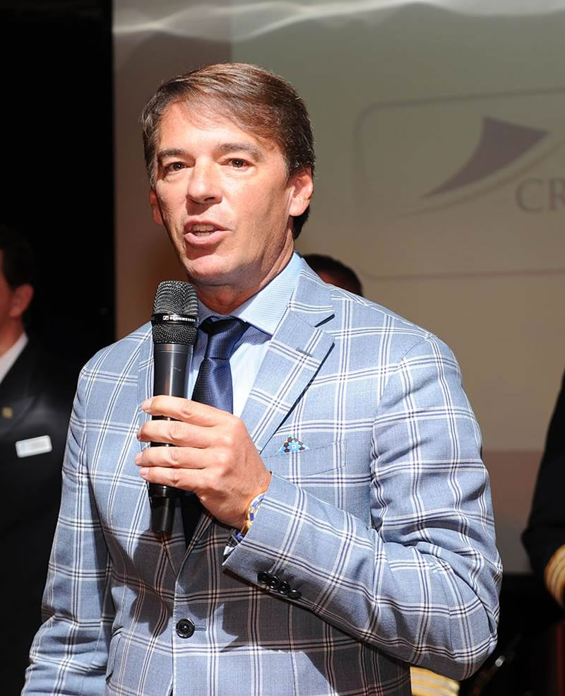 President of Tourisme Montréal, Yves Lalumière