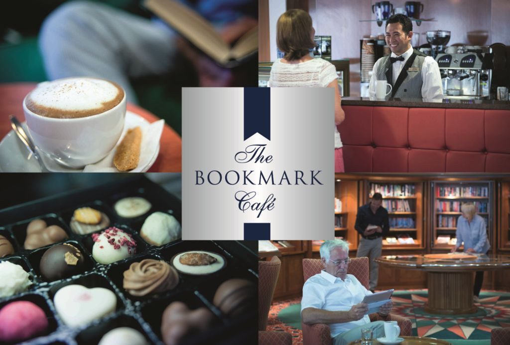 The Bookmark Cafe