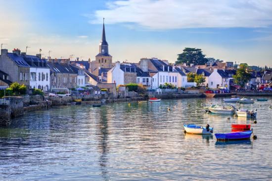 Ponant Relais & Châteaux gourmet cruise: Belle-Île-en-Mer, Brittany, France
