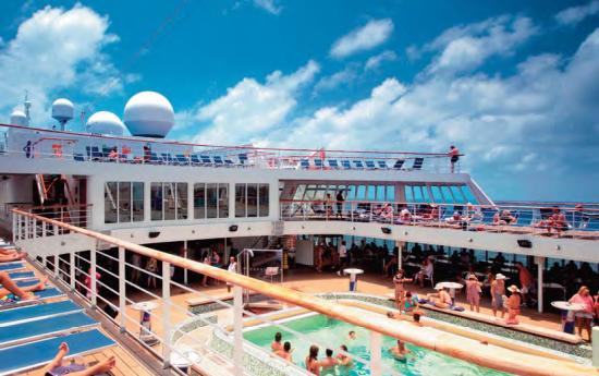 cruise & maritime voyages CMV Magellan