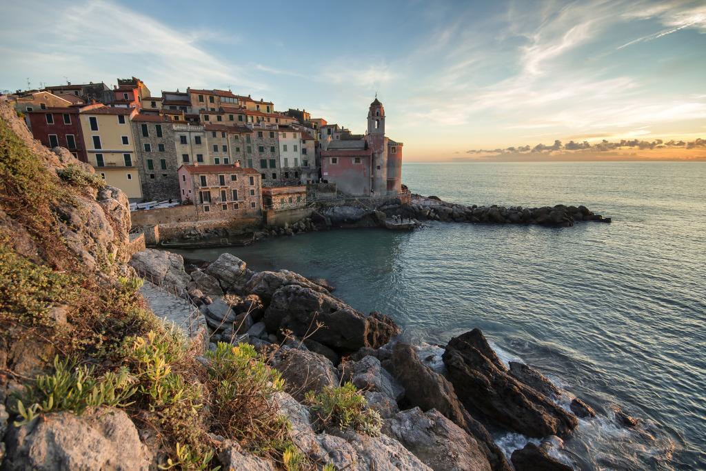 Golfo di Poeti, La Spezia, Italy