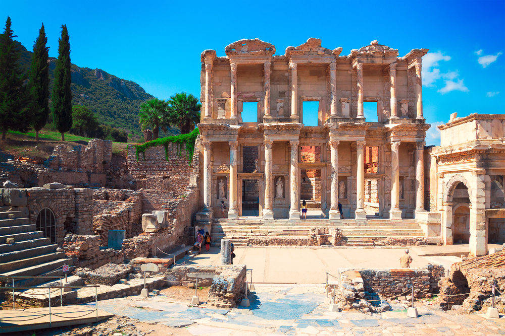 Santorini - Cruise to Greek Islands and Turkey