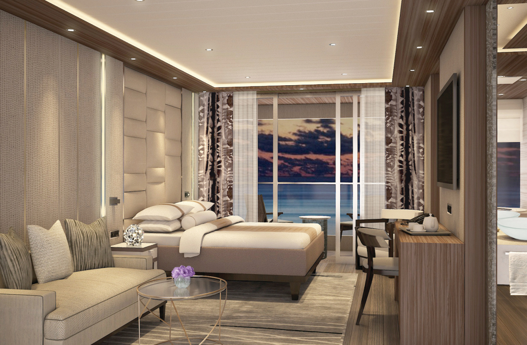 Spa Suite Bedroom