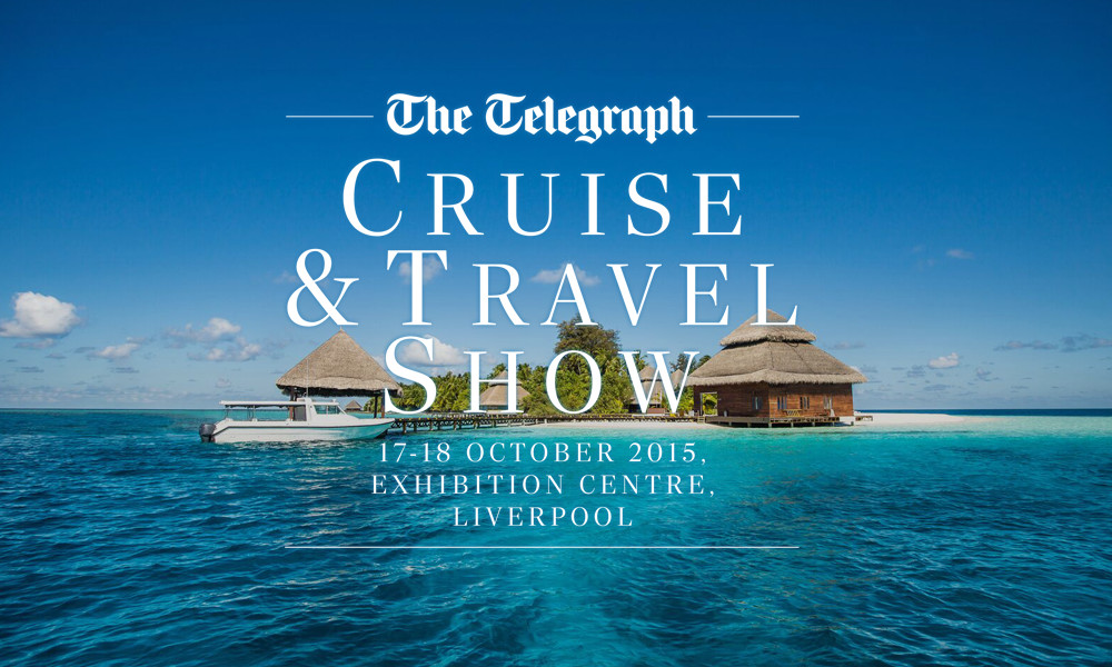 Telegraph Cruise Show October 17-18 2015