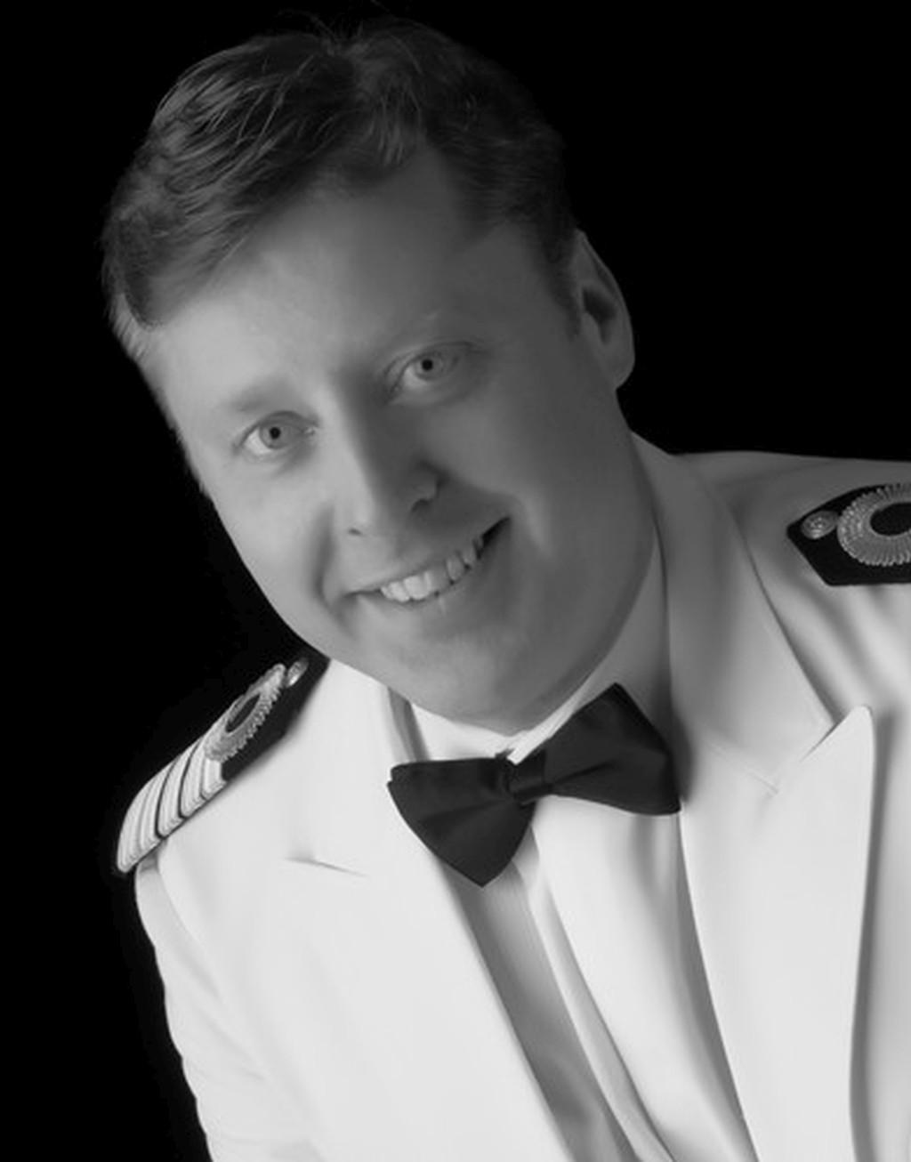 Emiel de Vries, Captain, Koningsdam