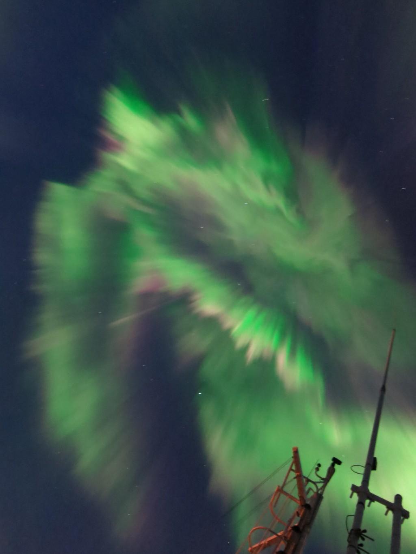 Northern Lights - John Dickinson