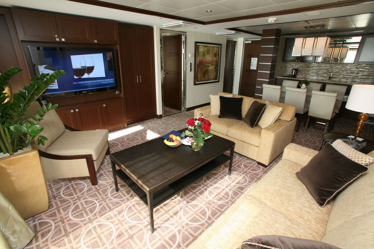 Celebrity Cruises Announces New Benefits For Suite Guests World Of Cruising Magazine