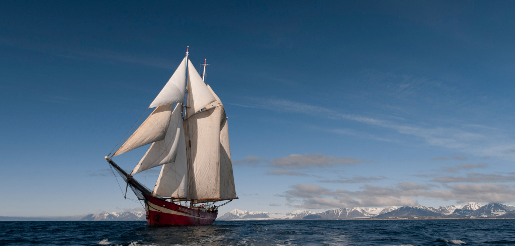 Sailing ship - David Slater