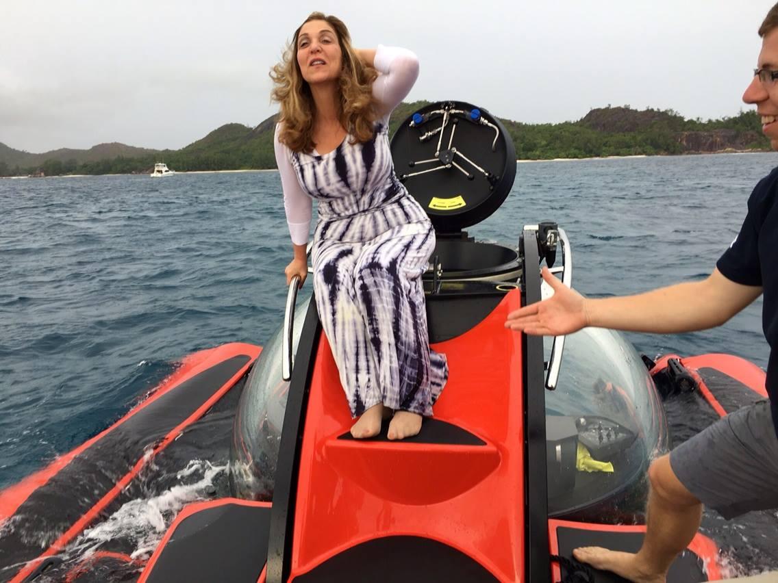 Edie Rodriguez in sub