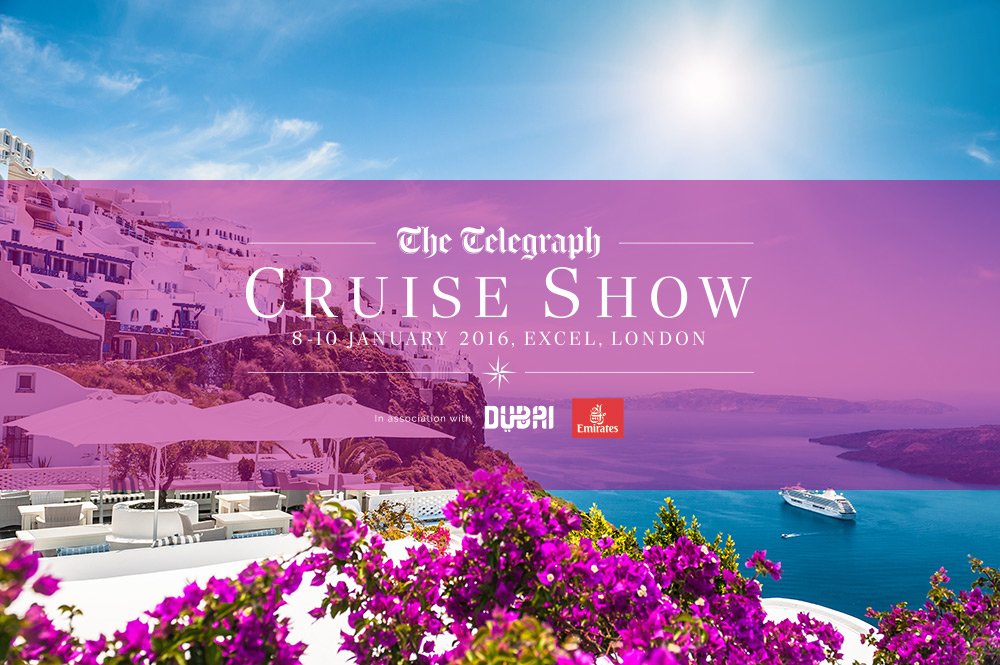 Telegraph Cruise Show London 2016
