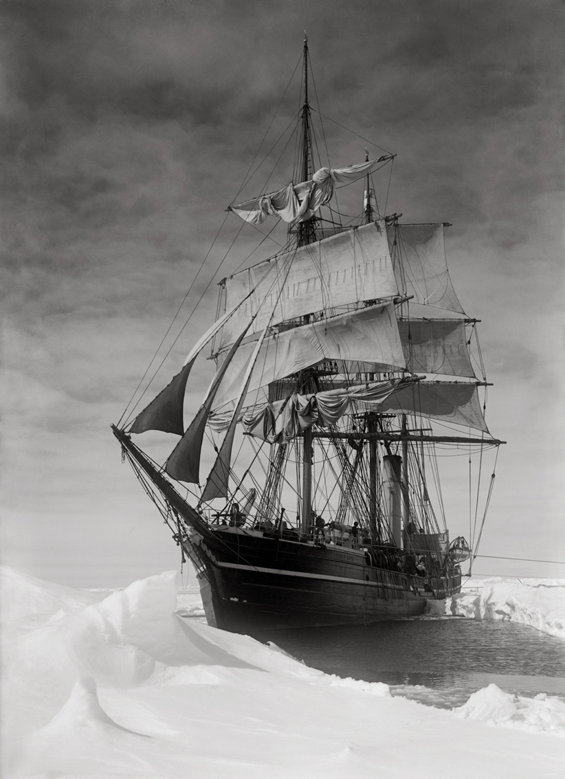 Ref 13. The Terra Nova held up in the pack (13 December 1910)