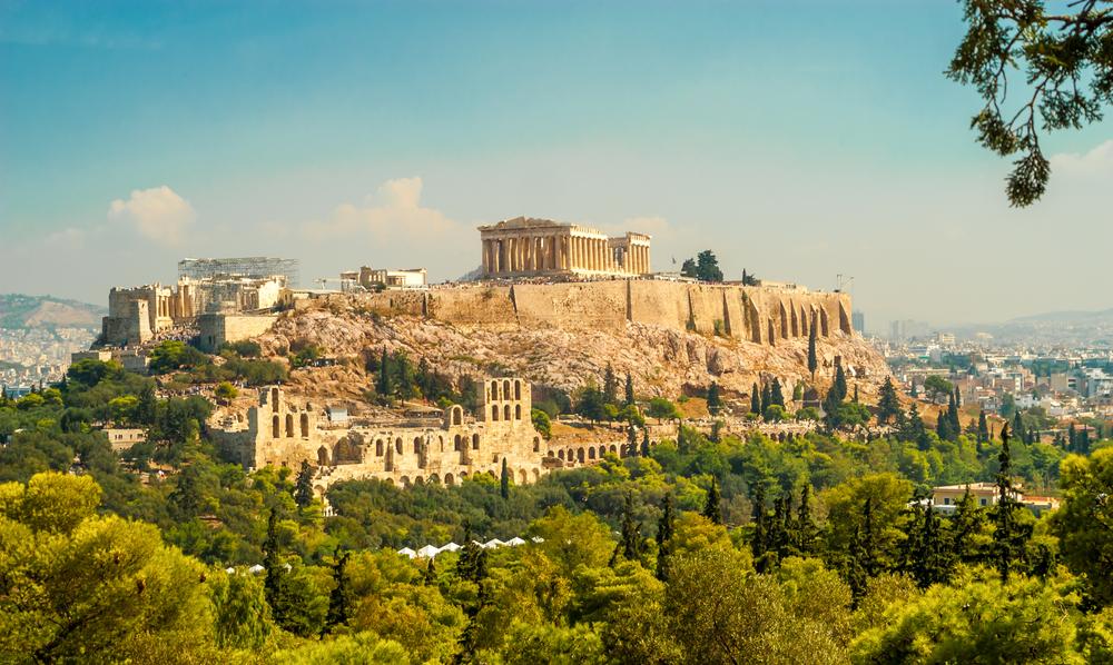 Acropoliis Athens
