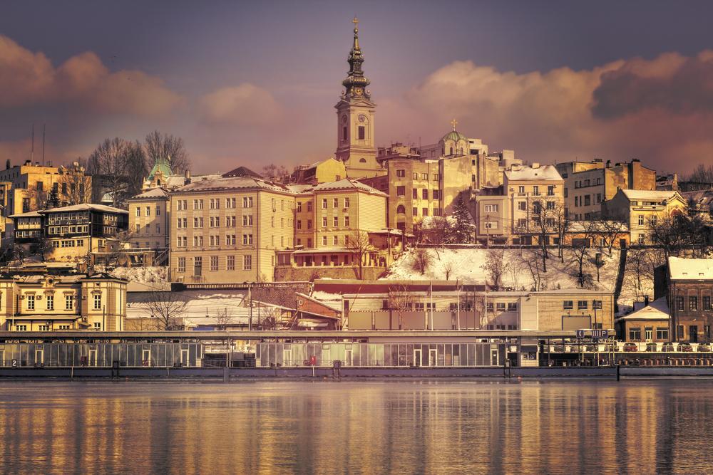 Cultural cruises: Belgrade