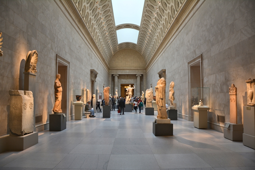 Top 10 destinations to discover national treasures world for Metropolitan museum of art exhibitions