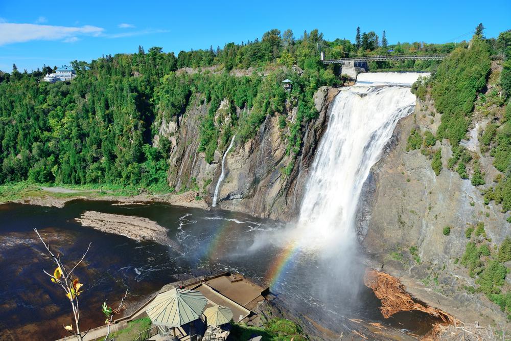 Mongomery Falls