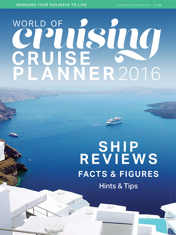 World of Cruising Cruise Planner 2016