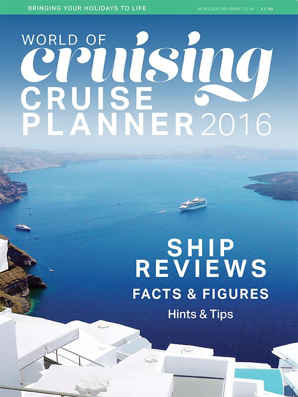 World of Cruising Cruise Planner 2016