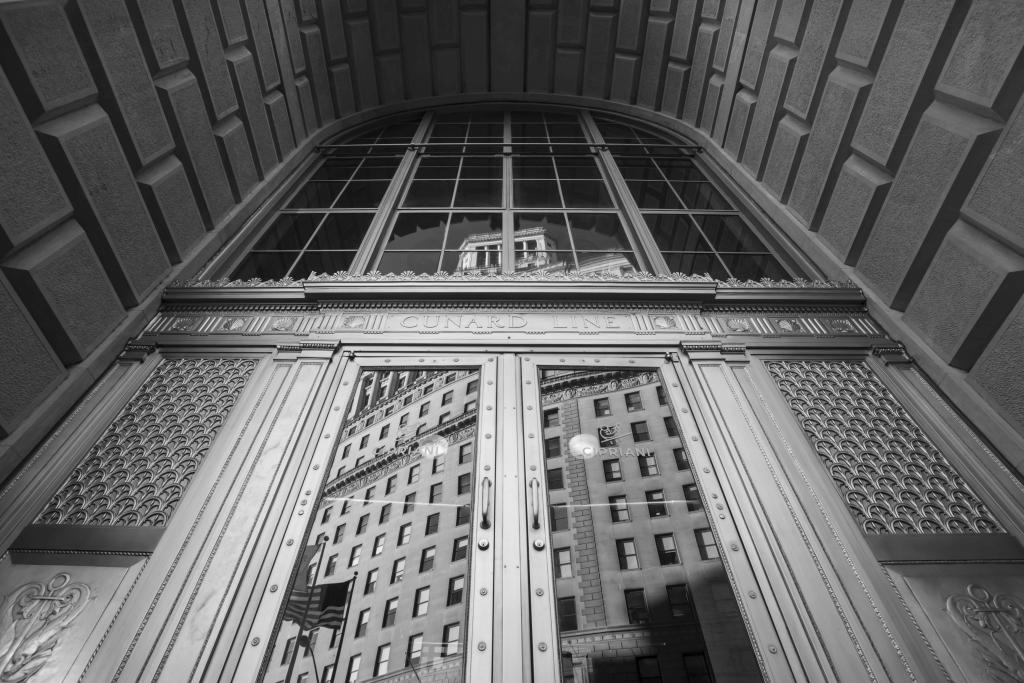 Cunard Building in New York