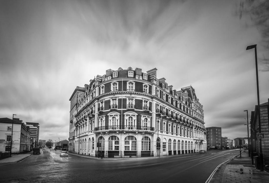Cunard Building in Southampton