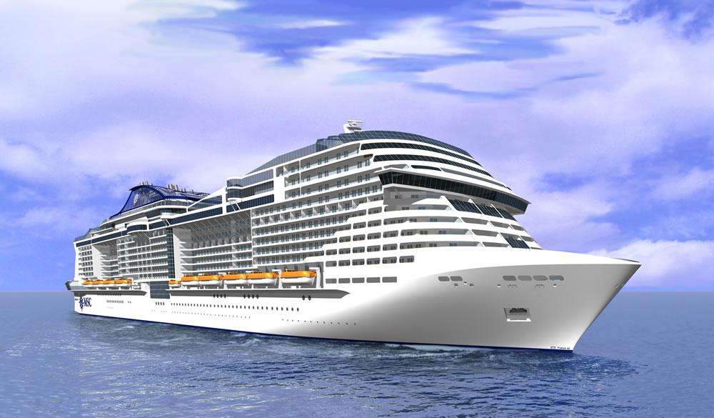 MSC Cruises Orders Two MeravigliaPlus Class Ships  World