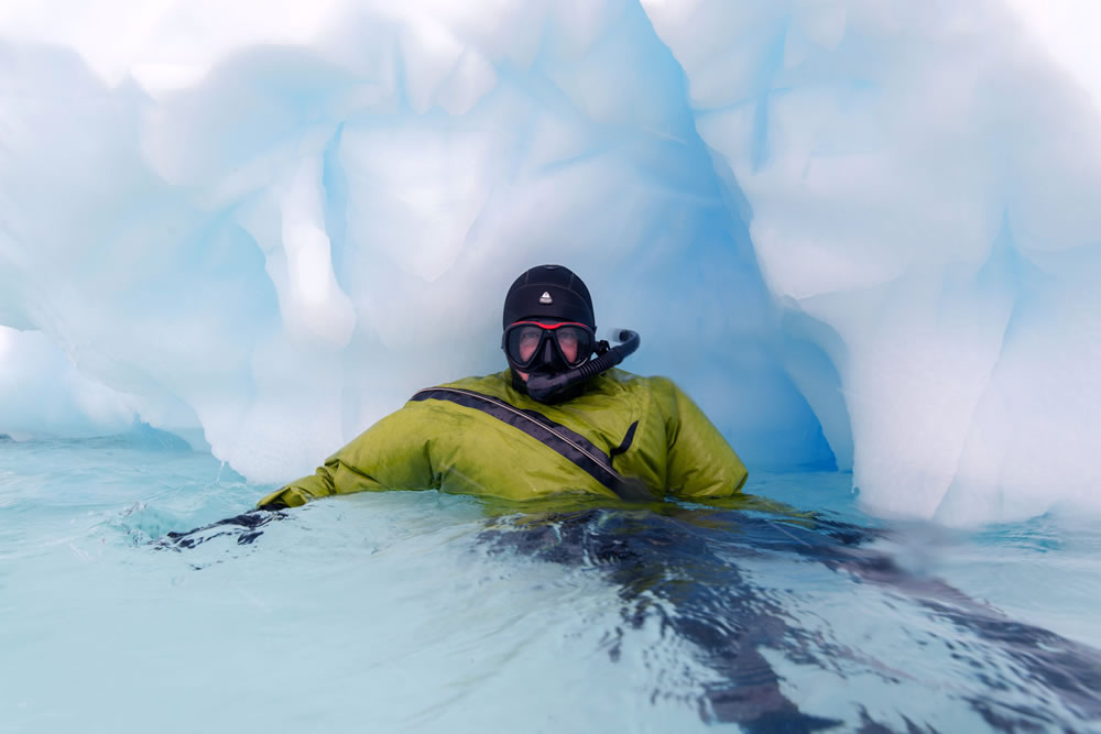 Polar Snorkelling