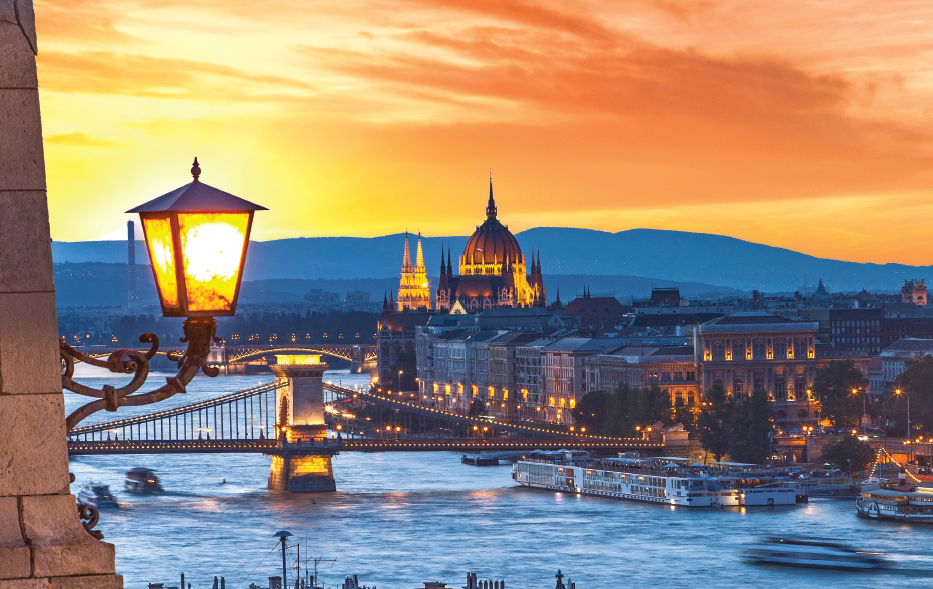 Win a Danube's Great Cities river cruis efrom Shearings