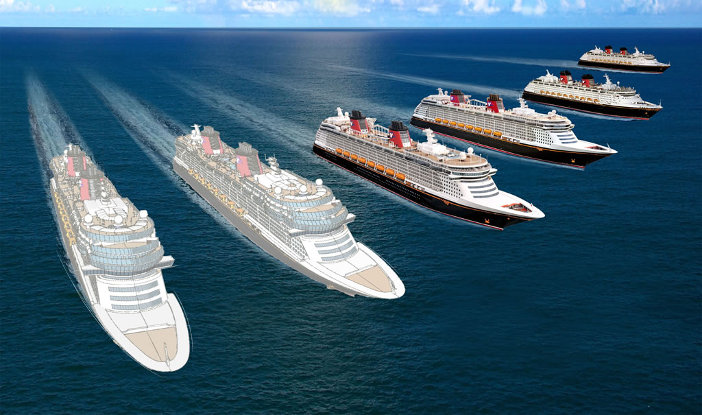 Disney Cruise Line Announces Two New Ships