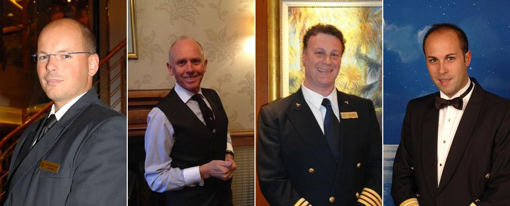 Seven Seas Explorer Leadership Team