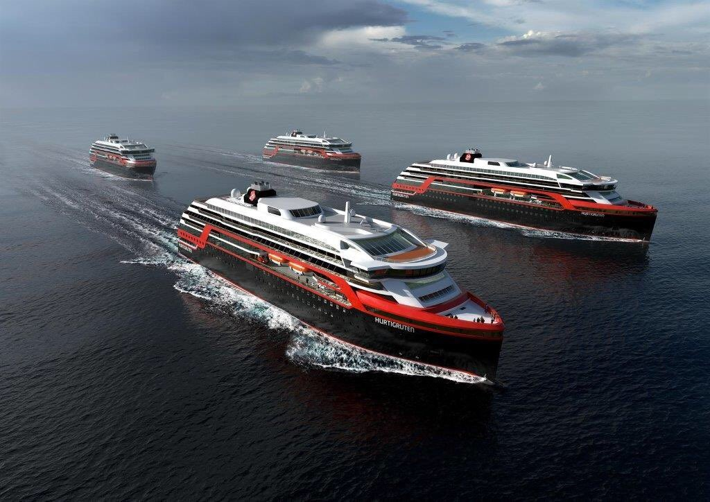 Cruise trends 2020: Hurtigruten
