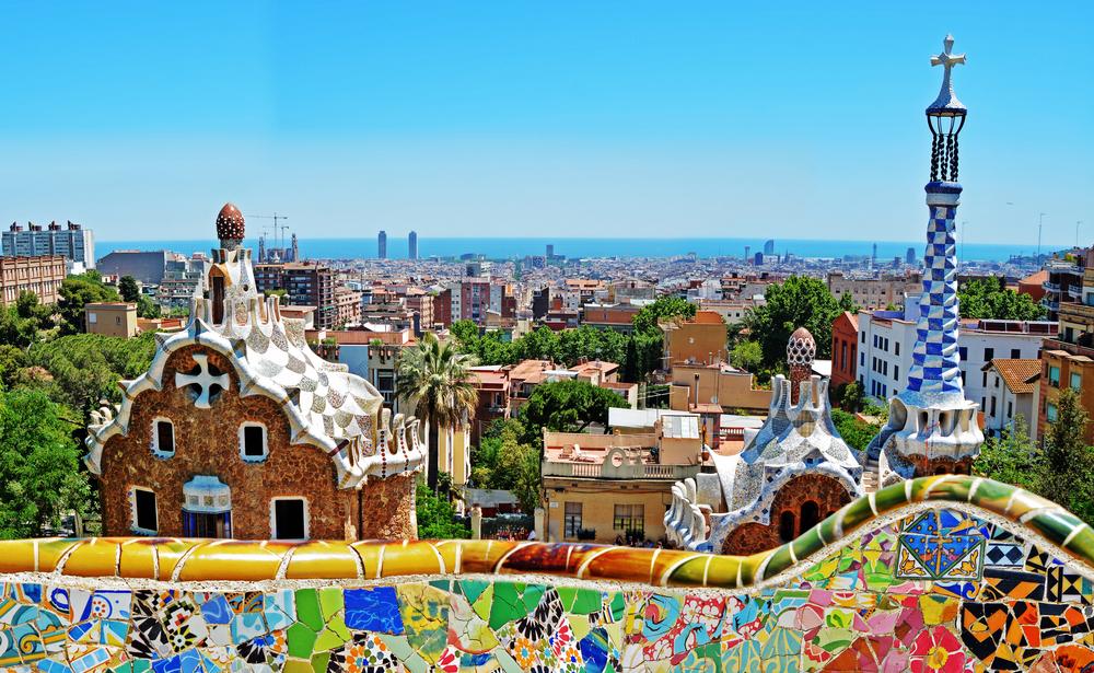 Barcelona, Park Guell