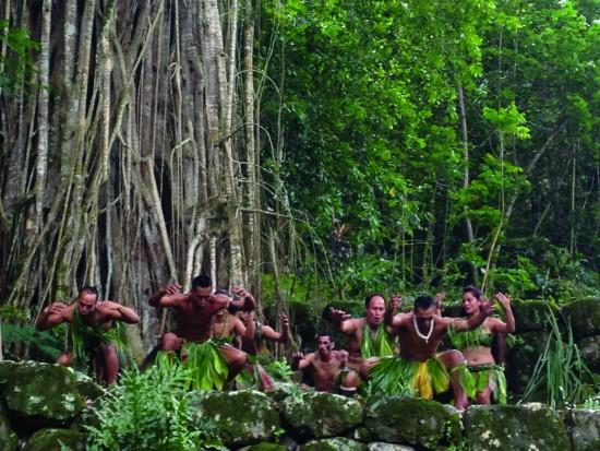 Huka Welcome - Marquese Islands