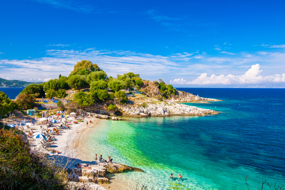 Corfu - Jewels of the Med