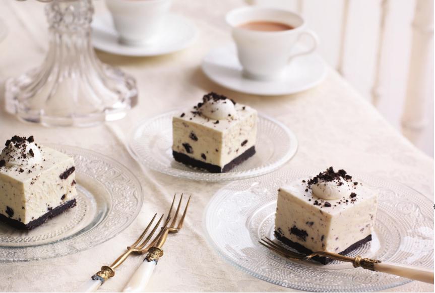 Eric Lanlard's Cheesecake