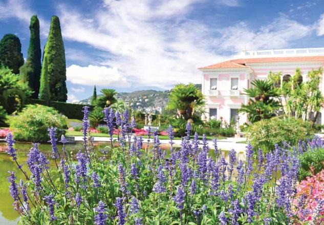 Nice Villa Ephrussi de Rothschild