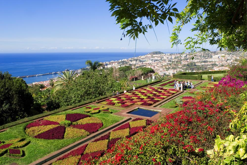 Madeira The Garden Island