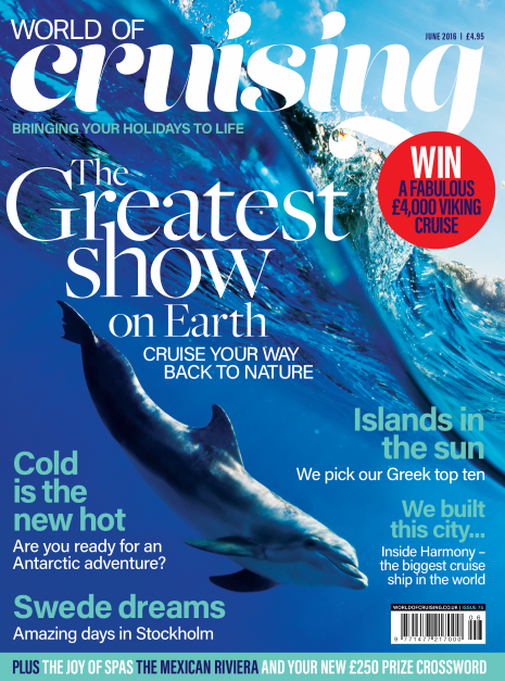 World of Cruising Issue 75 June 2016