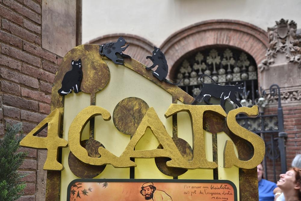 Barcelona - 4 Cats