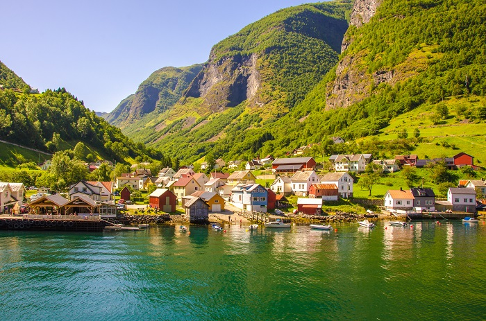 Cruise to Norway
