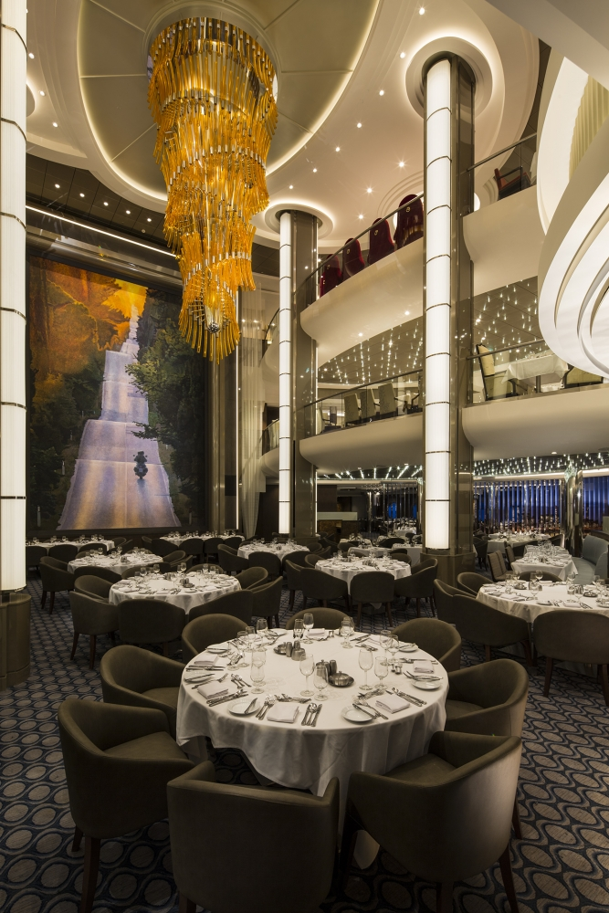 Harmony of the seas - dining