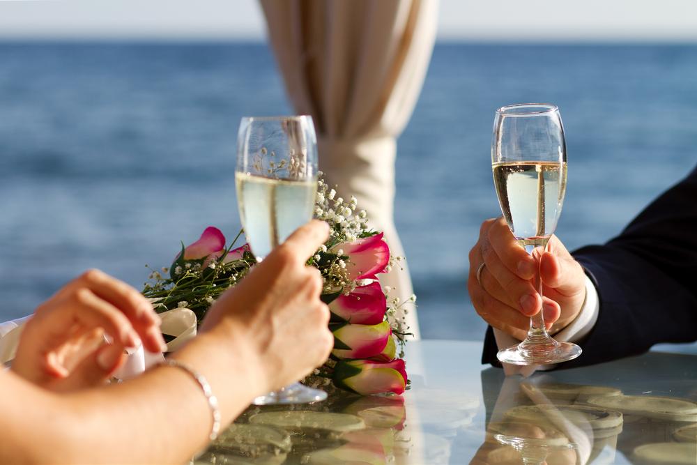 Wedding on Cruise
