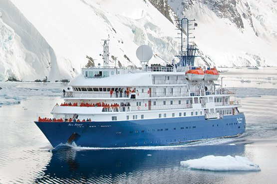 Sea Spirit Poseidon expedition