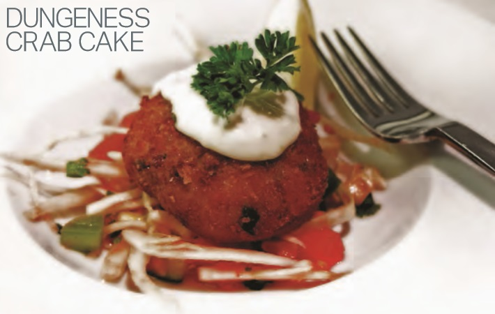 dungeness crab cake