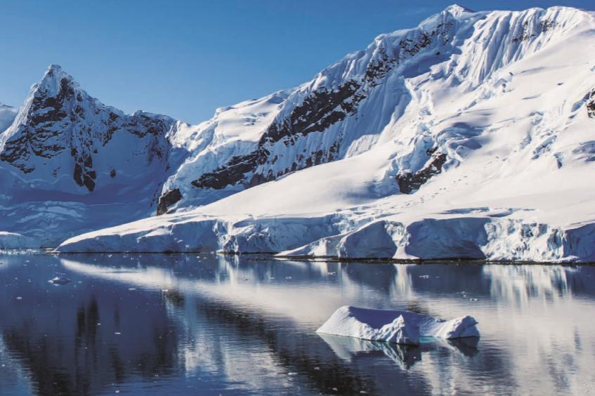 Antartica - landscape