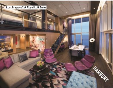Harmony - Royal loft suite